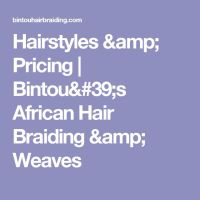 15 must-see African Hair Braiding Pins   Cornrows updo ...