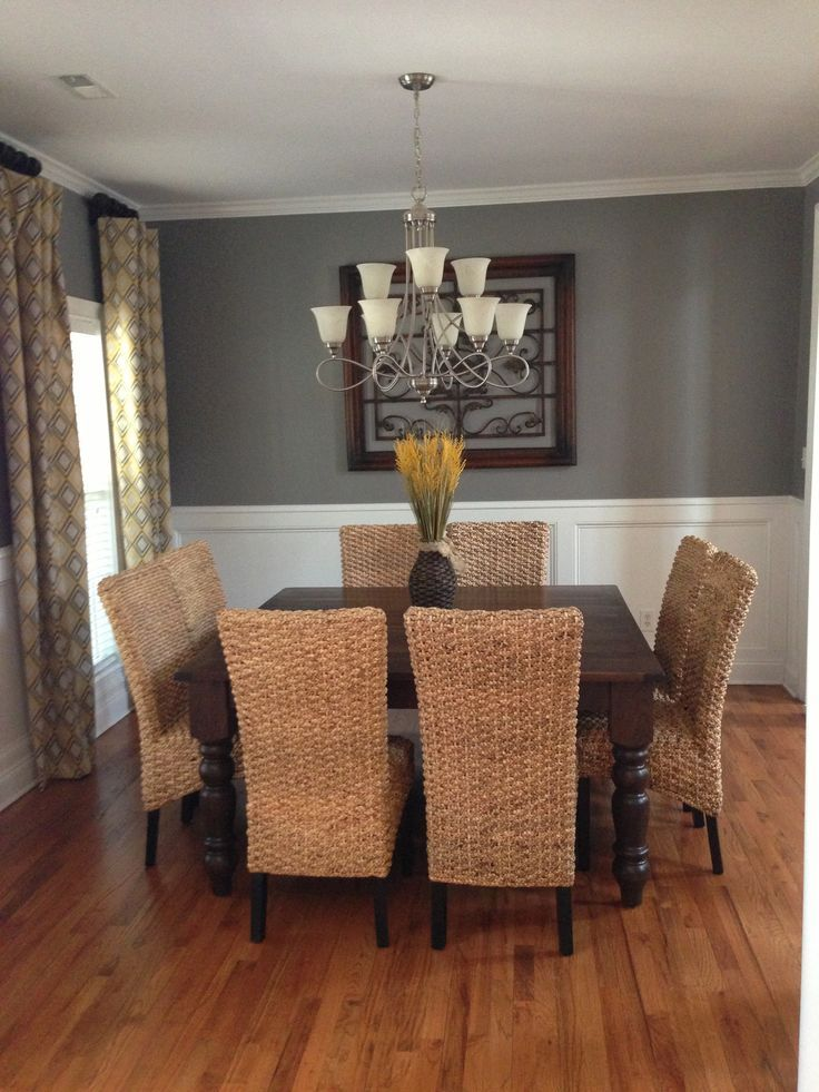 yellow gray  blue dining rooms  dining rooms  Dining Room  Pinterest  Gray blue dining