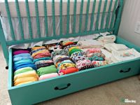 25+ best ideas about Baby clothes storage on Pinterest