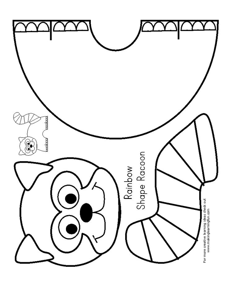 Best 20+ Raccoon craft ideas on Pinterest