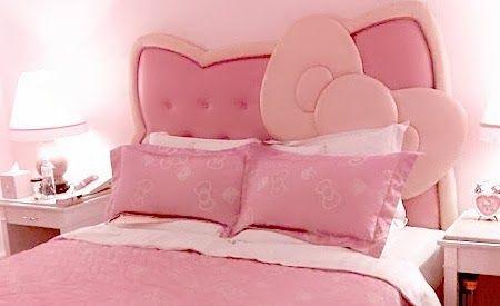 toddler chair and ottoman momarsh invisichair blind cabeceras de cama hello kitty - dormitorios para niñas | proyectos que debo intentar ...