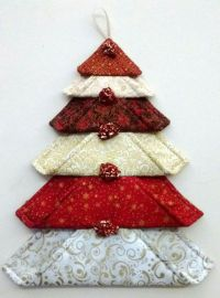 25+ best ideas about Christmas fabric on Pinterest ...