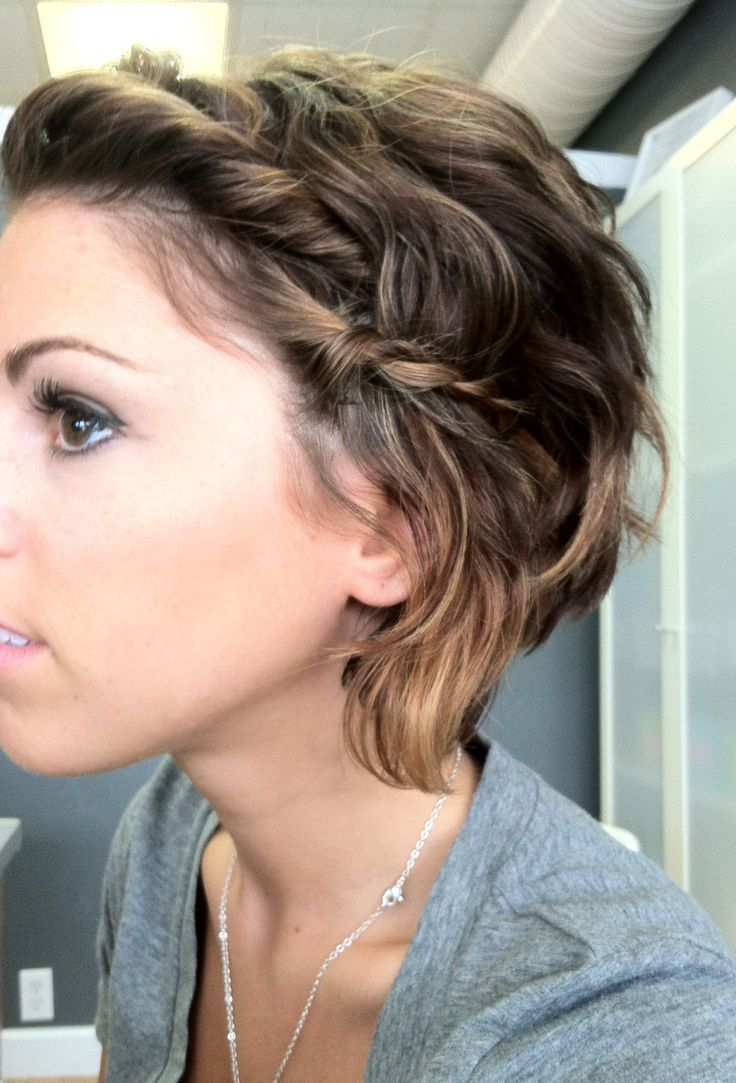 200 Best Images About Hair Styles On Pinterest Wavy Hair