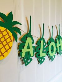 Best 25+ Hawaii party decorations ideas on Pinterest