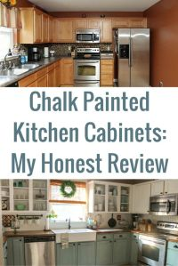 25+ best ideas about Chalk Paint Cabinets on Pinterest ...