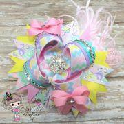 #pastels #spring #easter #bows