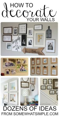 17 Best ideas about Wall Collage Frames on Pinterest ...