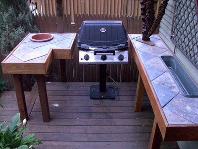 1000 Ideas About Grill Area On Pinterest Outdoor Grill