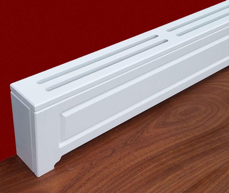 Baseboard Heating: Basement Baseboard Heating