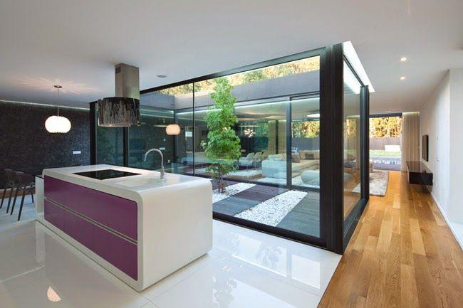 Iluminacion Terrazas Modernas