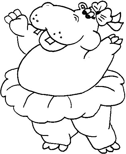 63 best images about ** 20 Hippos in Tutus on Pinterest
