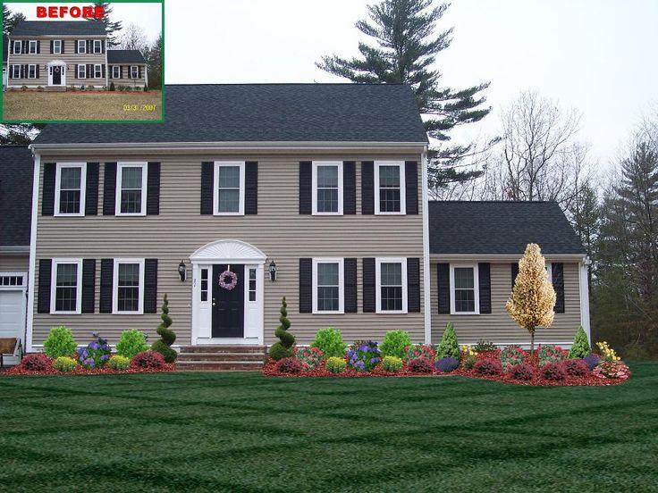 Garden Design Garden Design With Landscape Ideas For Front Yard