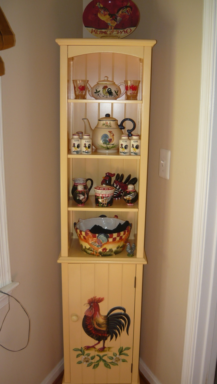 25 best Rooster decor ideas on Pinterest  Rooster kitchen Rooster kitchen decor and Chicken