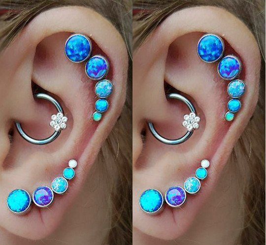 Cute Rook Piercing Jewelry