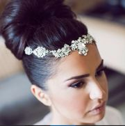 bridal head chain miaelenabridal