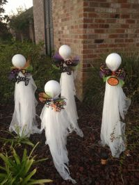 1000+ ideas about Halloween Yard Decorations on Pinterest