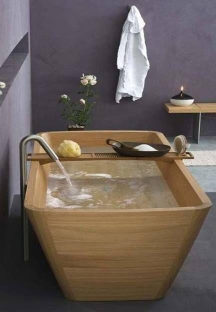 1000 Images About Japanese Ofuro Bathtub On Pinterest