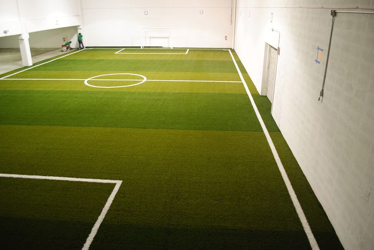 InDoor Soccer fields are the new trend now days They are