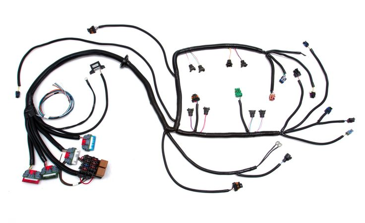 93 lt1 wiring harness