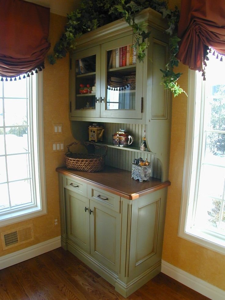 26 Best Images About Diy Built In Hutch Redo On Pinterest