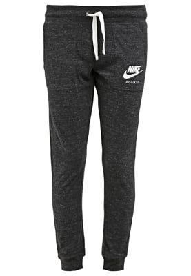 femme nike sportswear gym vintage pantalon de survetement black noir chine
