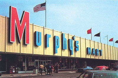 Old Murphys Mart Route 30 Irwin  My Town My Home Pgh