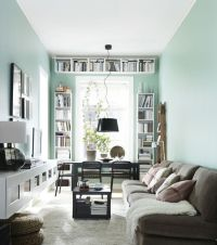 25+ best ideas about Narrow living room on Pinterest ...