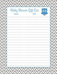 25+ best ideas about Baby shower gift list on Pinterest ...