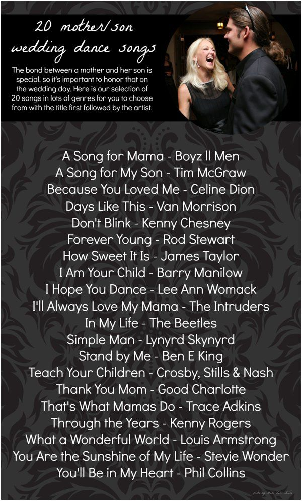 25 best ideas about Mother son songs on Pinterest  Mother son wedding songs Mother son