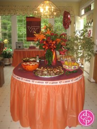 Elegant Tropical Party Decorations - Home Decorating Ideas