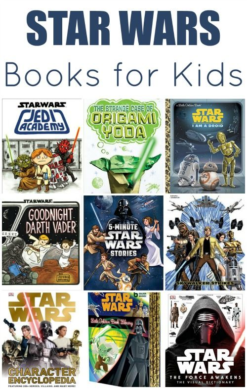 Star Wars Books for Kids  The ojays Books for kids and War