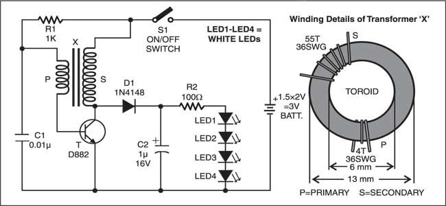 LEDs are becoming increasingly popular in many lighting