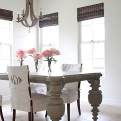 White Slipcovered Chair Bouncy For Babies Canada 25+ Best Ideas About Slipcovers On Pinterest | Dining Room Covers, ...
