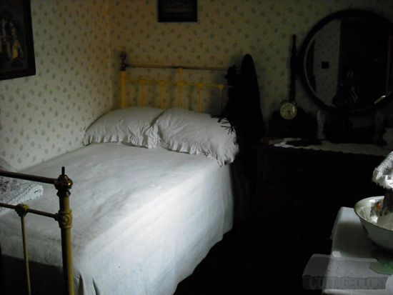 Irish Cottage Wrought Iron Bed  For the Home  Pinterest  Bedrooms Cottages and Zelda