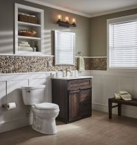 25+ best ideas about Brown Bathroom on Pinterest | Brown ...
