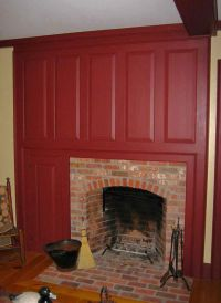 17 Best images about Colonial style fireplace on Pinterest ...