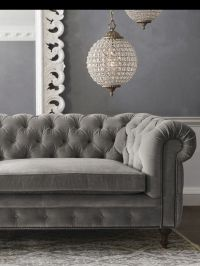 25+ best ideas about Tufted couch on Pinterest | Living ...