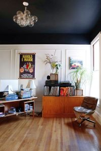Best 25+ Black ceiling ideas only on Pinterest ...