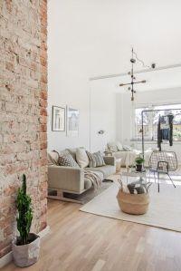 25+ best ideas about Brick accent walls on Pinterest