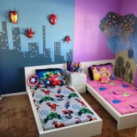 Boy And Girl Shared Bedroom Ideas   Home Design Ideas