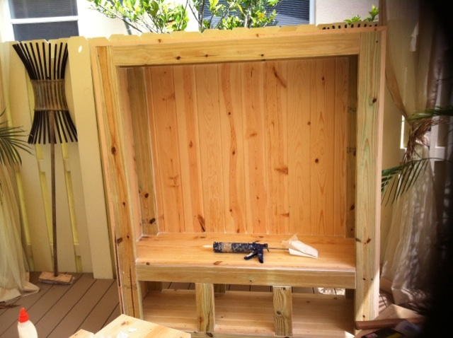 Building Entertainment Center And Outdoor On Pinterest