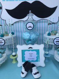 25+ best Mustache Baby Showers ideas on Pinterest
