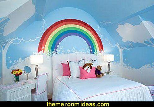 1000 Ideas About Bedroom Murals On Pinterest Girls