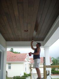 25+ best Porch ceiling ideas on Pinterest