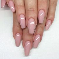25+ Best Ideas about Solid Color Nails on Pinterest