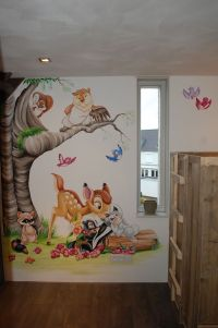 25+ best ideas about Disney Mural on Pinterest   Disney ...