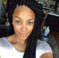 345 best images about Box Braids and Senegalese twists on ...
