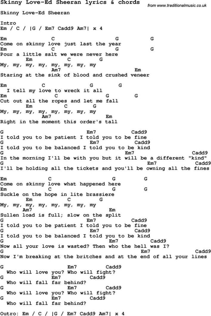 Sofa Ed Sheeran Chords Easy Cintronbeveragegroup