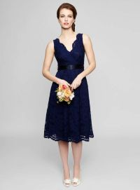 1000+ ideas about Navy Bridesmaids on Pinterest
