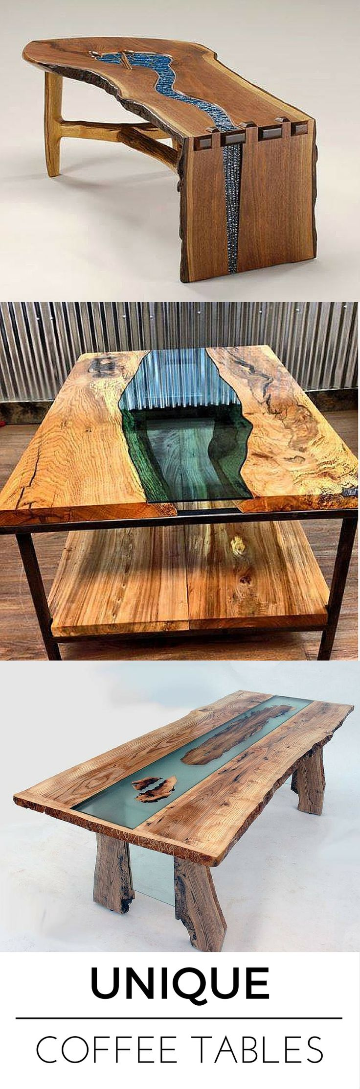 25+ Best Unique Coffee Table Ideas On Pinterest